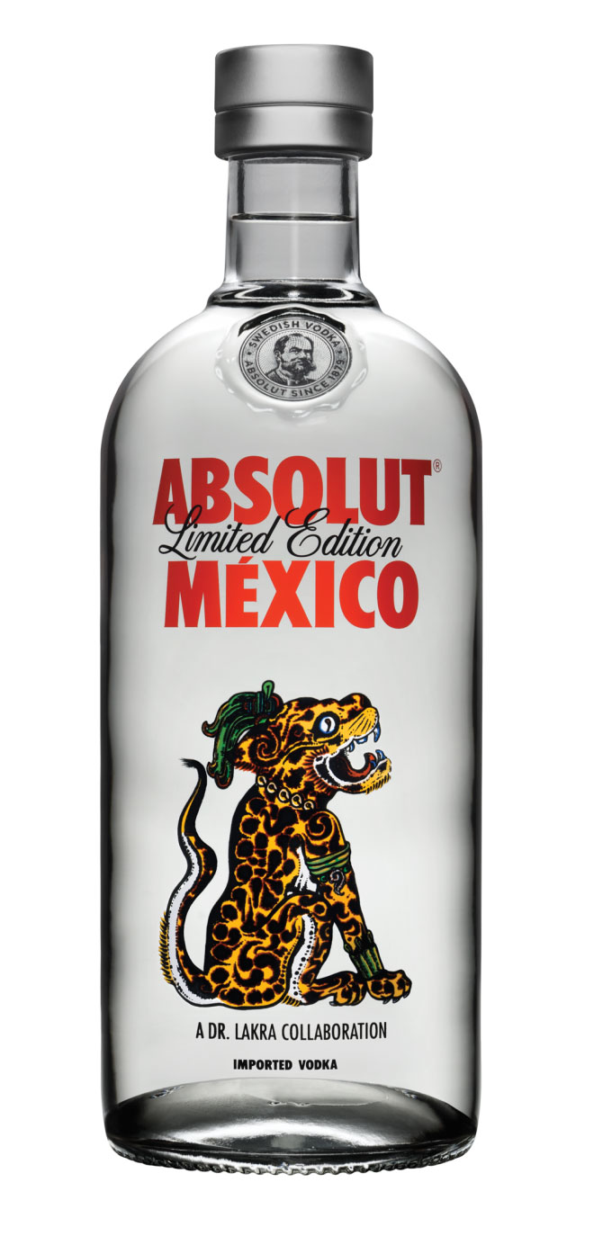 Absolut Mxico Limited Edition